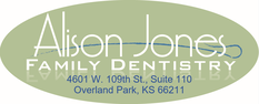 Dr. Alison Jones 913.491.0077 Overland Park, KS Dentist